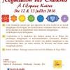 Stage Régulation des Chakras